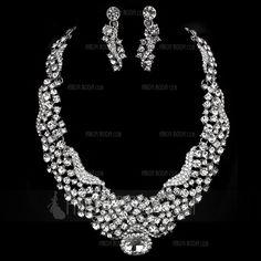 Smykker - $39.99 - Smykker (antastic Ladies' Pearl Jewelry Set 011005472) http://amormoda.no/Smykker-Antastic-Ladies-Pearl-Jewelry-Set-011005472-g5472