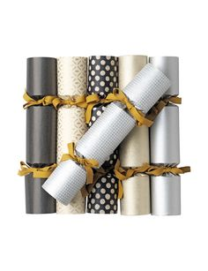 always an essential: pretty christmas crackers
