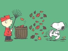 Find images and videos about autumn, snoopy and peanuts on We Heart It - the app to get lost in what you love. Thanksgiving Snoopy, Charlie Brown Thanksgiving, Charlie Brown And Snoopy, Thanksgiving Ideas, Snoopy Christmas, Christmas Tree, Snoopy Wallpaper, Fall Wallpaper, Wallpaper Backgrounds