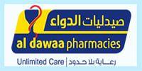أكبر كود خصم صيدلية الدواء خصم 30 فعال على كل مشترياتكم من موقع Al Dawaa School Logos Pharmacy Cal Logo