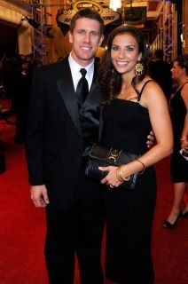 Mr. & Mrs. Carl Edwards