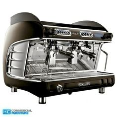 San Remo Verona TCS Coffee Machine – 2 Group Black