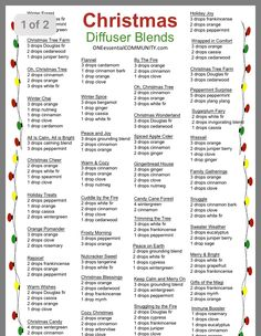 how to make your own homemade essential oils cedarwood essential oil uses in diffuser Essential Oils Guide, Essential Oil Uses, Doterra Essential Oils, Mixing Essential Oils, Essential Oil Christmas Blend, Essential Oil Combinations, Essential Oil Diffuser Blends, Diffuser Recipes, Christmas Scents