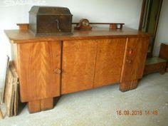 Starožitný nábytek - cena za 3 kusy skříní. - obrázek číslo 5