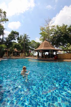 Pool Luxury resort travel