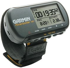 Garmin Forerunner 101  Features:        GPS Sensor Provides Precise Latitude, Longitude      & Altitude Data For Exact Location Information      Mark Specific Locations & Then Look-Up & Navigate      To These Points Using An Electronic Map      Retrace Steps To A Starting Point Or Reverse Normal Routes For Routine Variation    Visit : http://www.mappdash.com