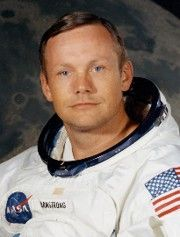 Astronaut & 1st Man on the Moon Neil Armstrong