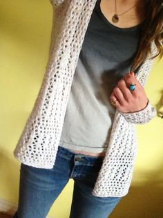 Relaxed Casual Look For Fall - sweater is a must have!!