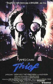 Thief - James Caan - Jim Belushi 1981 #1980s