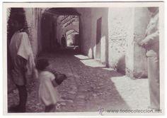 Tetuán (Protectorado Español en Marruecos): Una calle (1934) - Foto 1