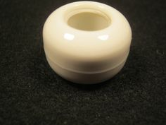 8 Stück Kordelenden Reinweiß,Höhe ca.13 mm,Durchmesser Außen ca.21 mm,Loch ca.11 mm,Neu,Lübecker Knopfmanufaktur von Knopfshop auf Etsy