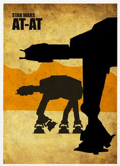 Star Wars Art: AT-AT