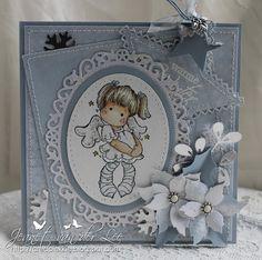 creaplekkie.blogspot.com Magnolias, Mini Albums, Christmas Cards, Scrapbooking, Paper Crafts, Stamp, Inspire, Craft Ideas, Winter