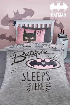 Bat Girl Bed Set