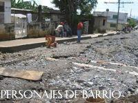 PERSONAJES DE BARRIO