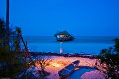 Must go here! The Rock Restaurant in Tanzania - Remember this place ☛ matchbookit.com/?4