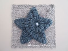 Stella blu
