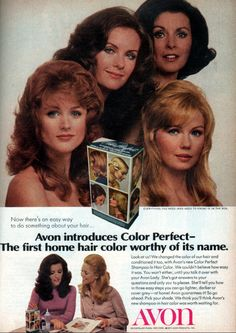 Avon Color Perfect - 1971