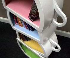 33 Creative Bookshelf Designs | Bored Panda
