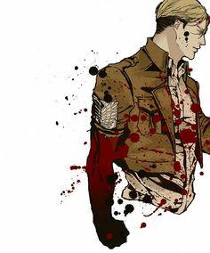 Erwin Smith | Shingeki no Kyojin | Attack on Titan