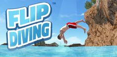 Flip Diving Uimahyppy Peli
