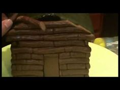 Way Beyond Cakes by Mayen: Decorating your Log Cabin cake, Part 2
