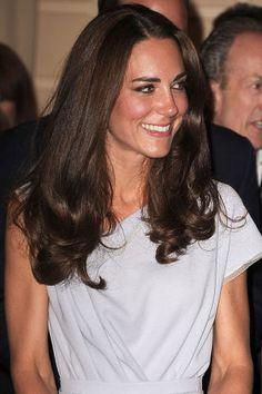 Kate Middleton's Entire Beauty Evolution
