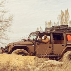 Nomad Jeep by Starwood Motors - 2015 Custom Jeep Wrangler