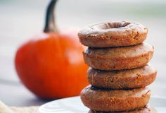 pumpkin spicedonuts
