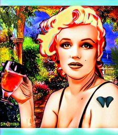 Marilyn Monroe Gif, Marilyn Monroe Artwork, Gemini, Princess Zelda, Pictures, Beauty, Movies, Advertising, Pretty Pictures