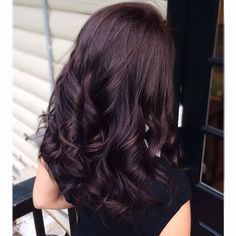 Stylist Beth has done it again with this beautiful, rich color. We are loving all these fall inspired tones our clients have been requesting lately! #jthomassalon