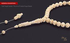 Türk Tespih Sanatı / The Art of Turkish Prayer Beads http://www.turktespihsanati.com/en