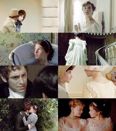 Didn't they already make our love story into a movie? Or was that.... Northanger Abbey!