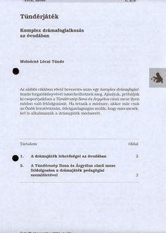 C2-3 - Tündérjáték - Angela Lakatos - Picasa Webalbumok Kindergarten, Album, Education, Picasa, Kindergartens, Onderwijs, Learning, Preschool, Preschools