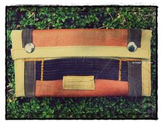 Rolling TOBACCO Pouch UNUSUAL Custom Made by theUNUSUALconcept, $30.00