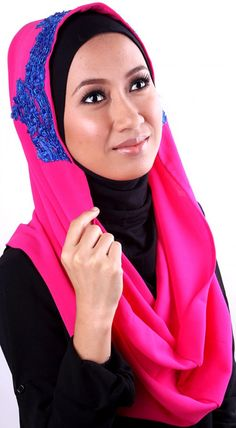 Asha Karim Chiffon blue bleads Tudung Sarung in Dark Pink, Brand: ASHA KARIM Product Code: AK20001TSCHDP Availability: In Stock	 Order through Whatsapp/SMS: 019-292-5245	 Expected delivery time (2-3 working days) RM320