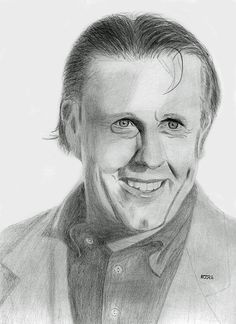I just finished a sketch of PGA Tour star Phil Mickelson