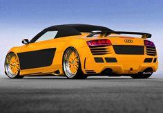 Audi R8 Spyder by Baston Design