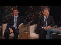 Jon Stewart And Stephen Colbert Visit Jimmy - Part 1