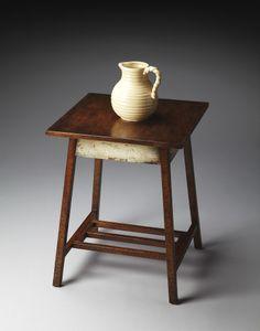 Butler Appaloosa End Table Model