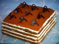 Tiramisu Featured On The Great British Bake Off