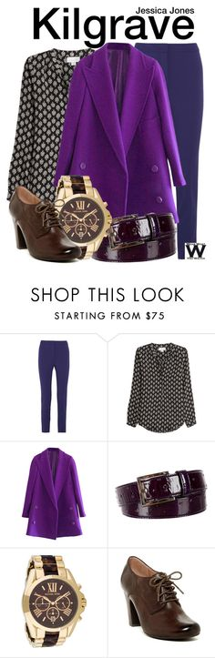 """""""Jessica Jones"""" by wearwhatyouwatch ❤ liked on Polyvore featuring M Missoni, Velvet, Michael Kors, Miz Mooz, women's clothing, women's fashion, women, female, woman and misses"""