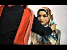 Armine- hijab 2012, how to wrap