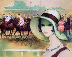 François Batet 1921   Spanish Art Déco painter   Tutt'Art@   Pittura * Scultura * Poesia * Musica  