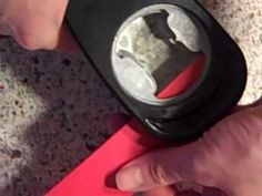 Stampin' Up! Round Tab punch - lots of ideas on this YouTube video.