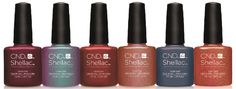 CND Shellac Fall Collection 2016 - everything2k