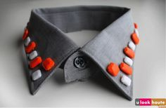 DIY Detachable Collar