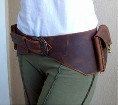 A fanny pack I would wear