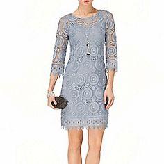 Phase Eight - Eggshell Blue esther dress