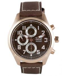 Reloj S&S Mod. RR-1923-VX Marrón